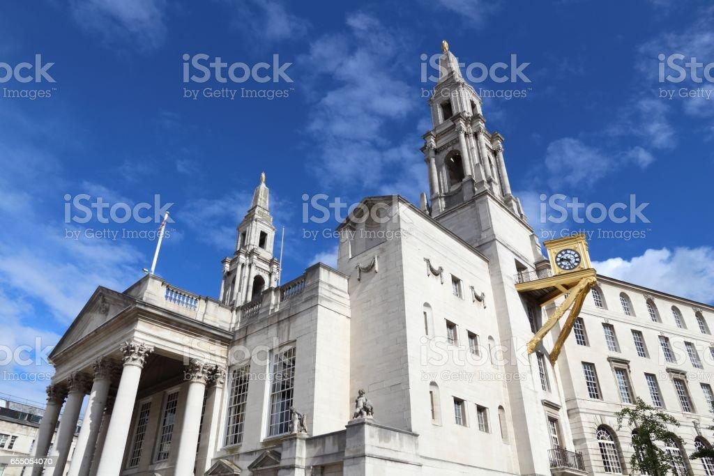 Leeds, UK stock photo