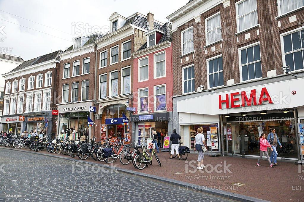 Leeuwarden, the Netherlands # 4 XXXL stock photo