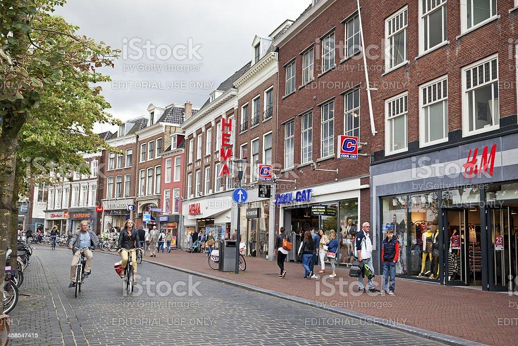 Leeuwarden, the Netherlands # 1 XXXL stock photo
