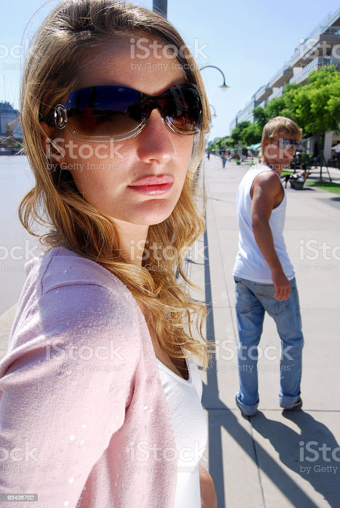 Left behind Series royalty-free stock photo