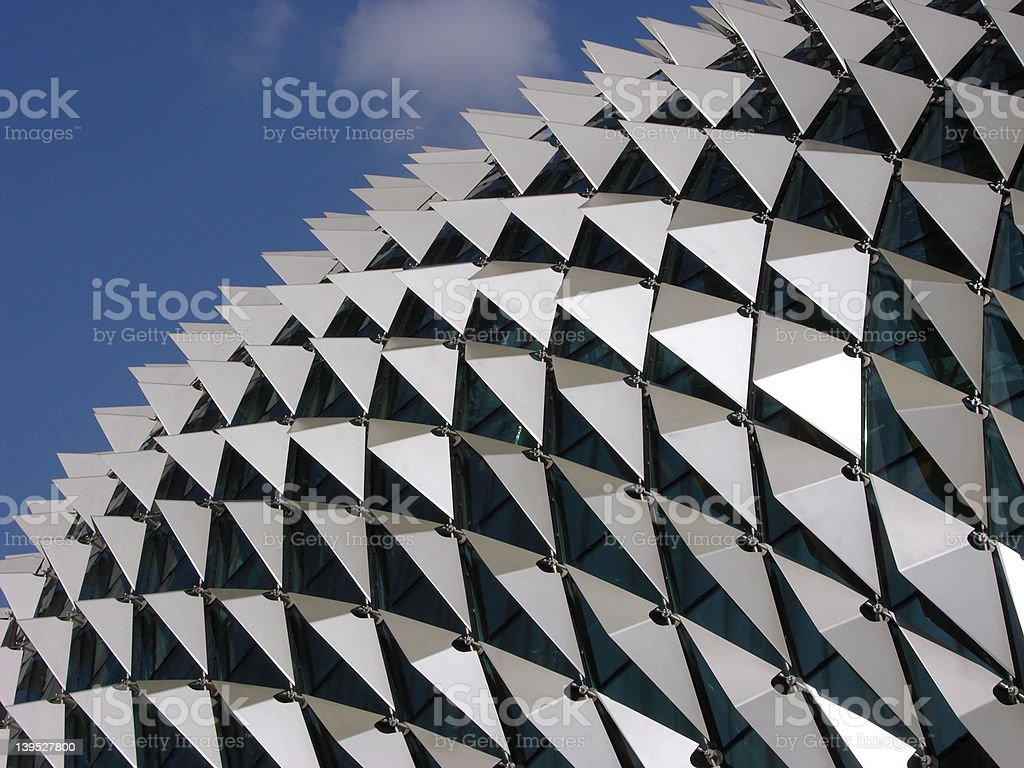 left spike royalty-free stock photo