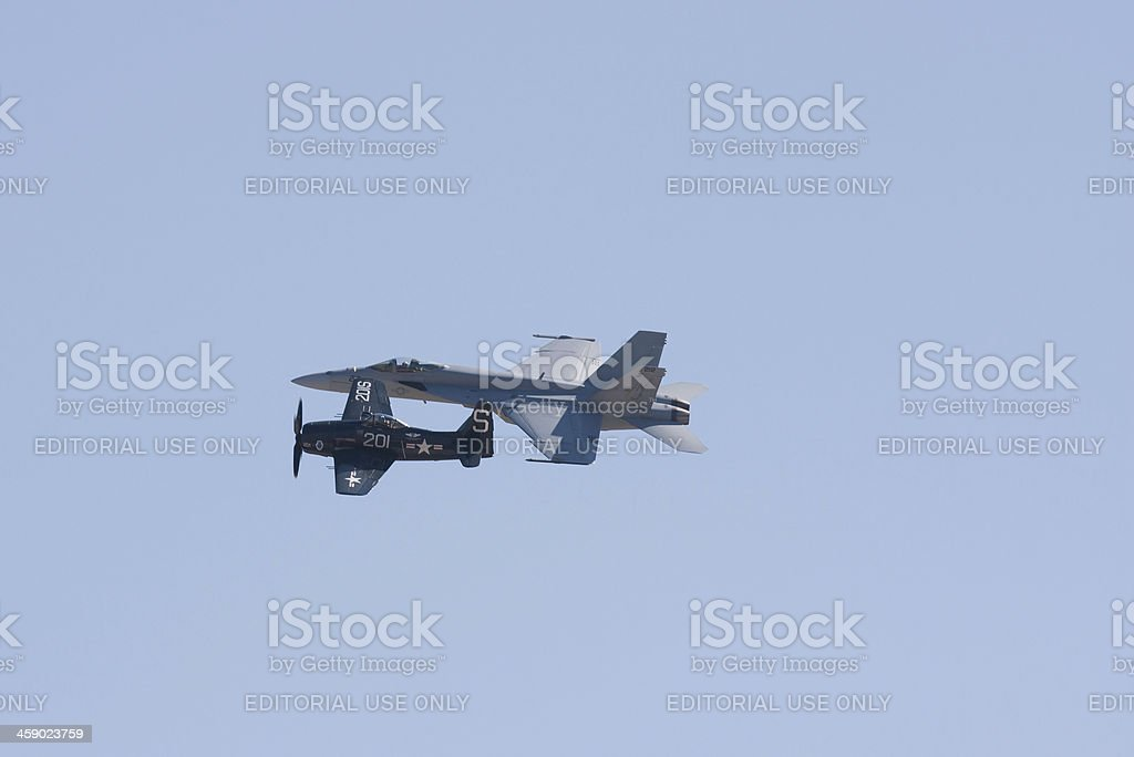 Legacy Flight stock photo