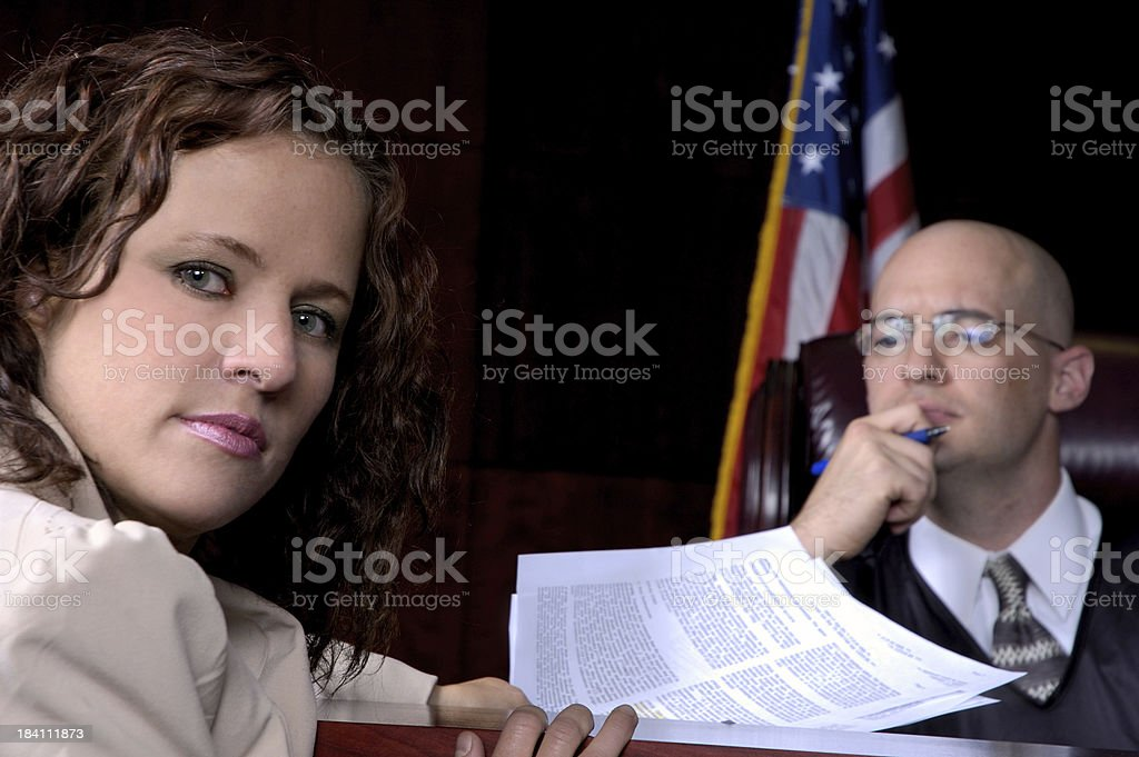 Legal Documents royalty-free stock photo