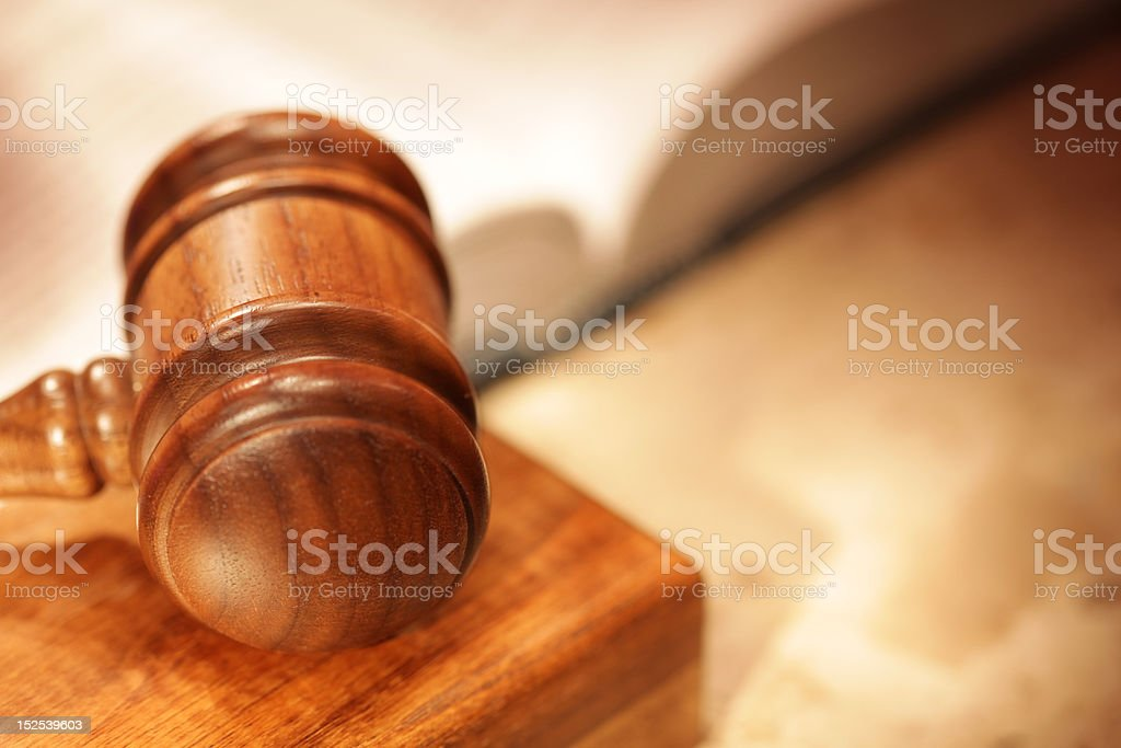 Legal Knowledge royalty-free stock photo