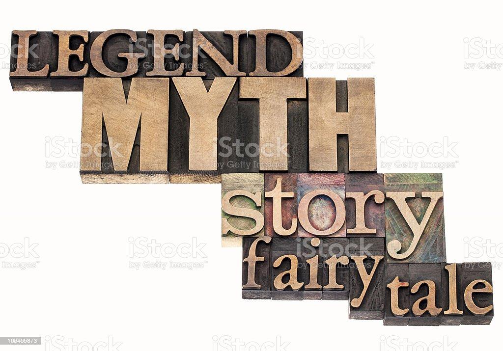 legend, myth, story, tale royalty-free stock photo
