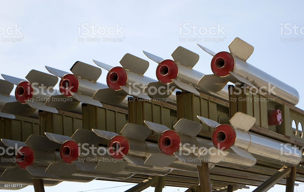 Legend of World War II stock photo