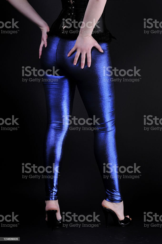 Leggings stock photo