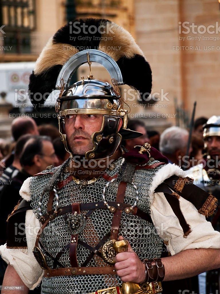 Legio X Fretensis stock photo