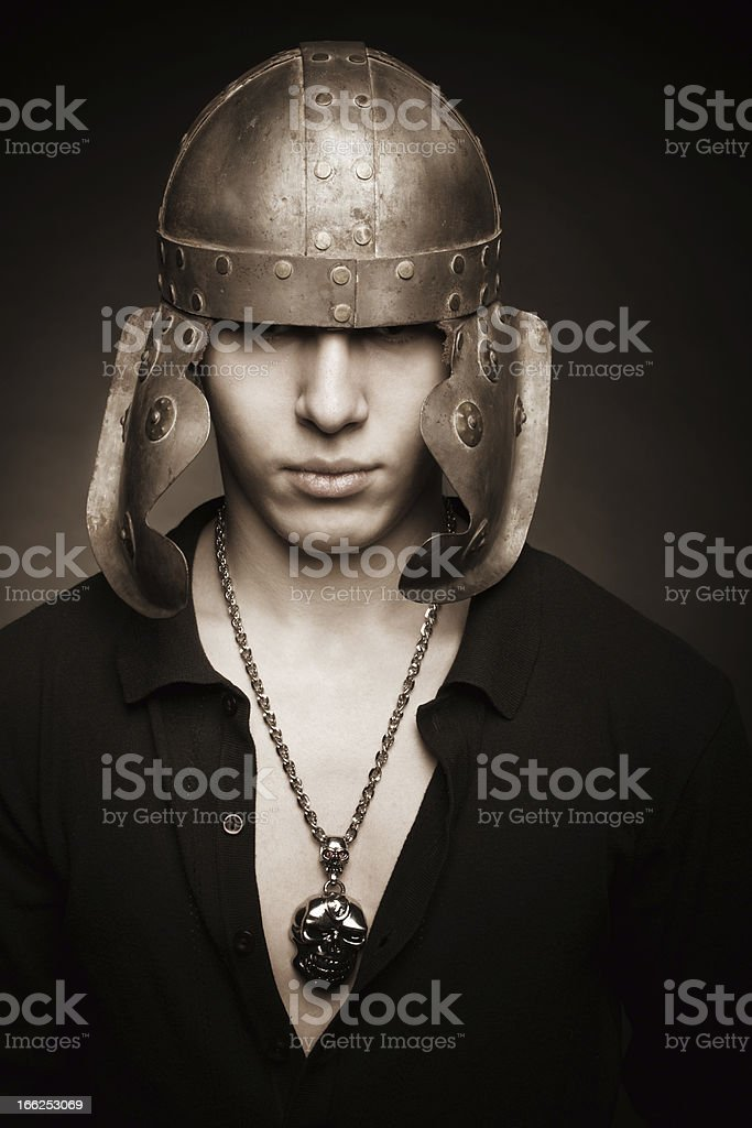 Legionary royalty-free stock photo