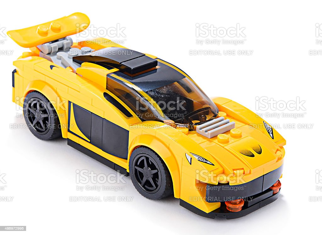 vehicle yellow sports car - photo #30