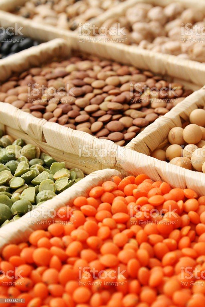 Legumes royalty-free stock photo