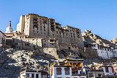 Leh Palace in Kashmir