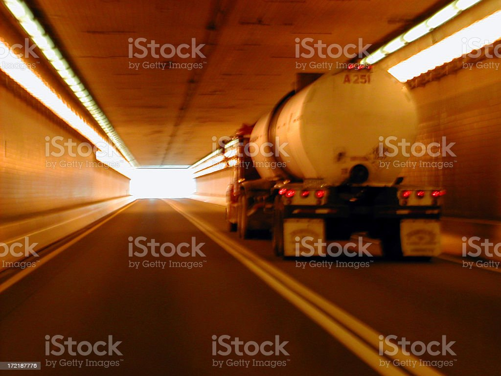 lehigh tunnel 005 stock photo