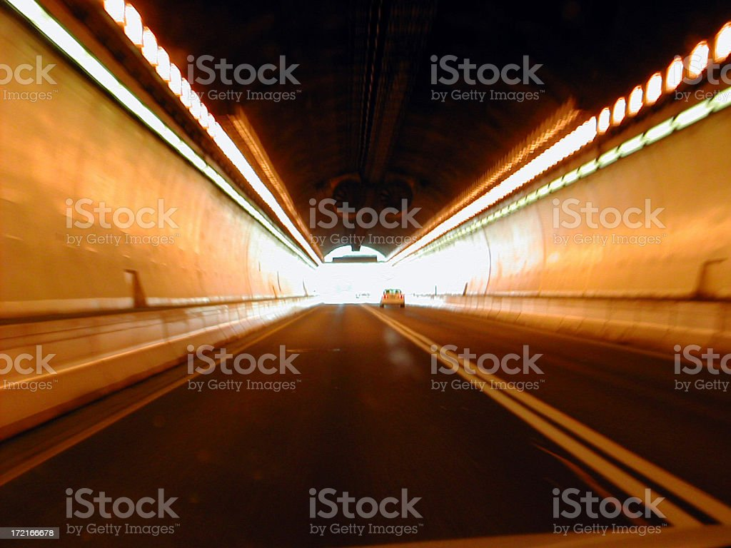 lehigh tunnel 009 royalty-free stock photo