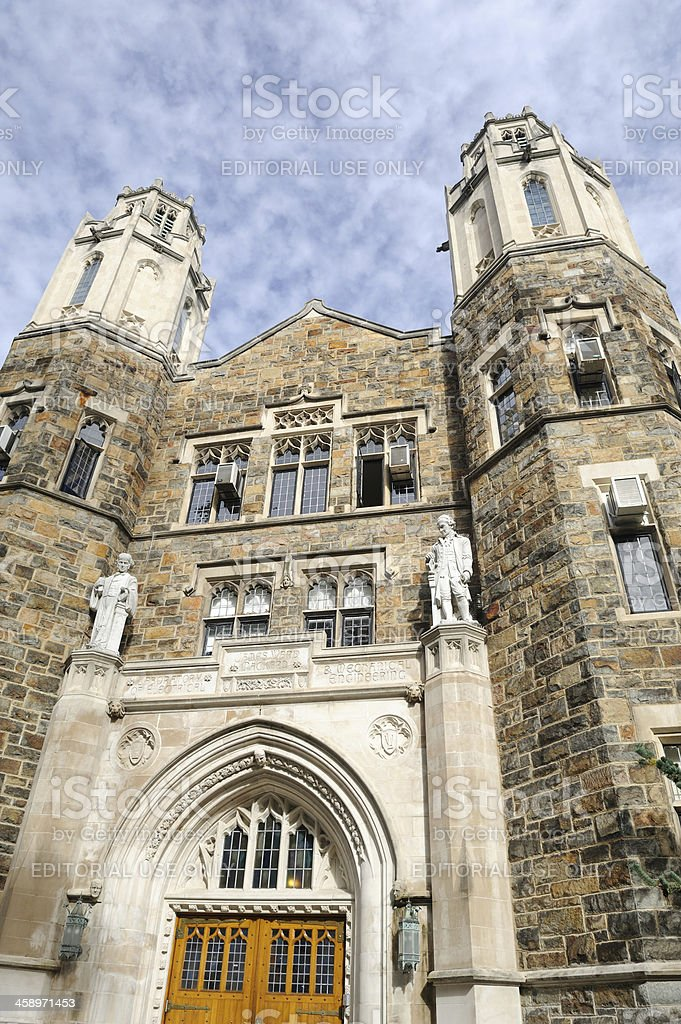 Lehigh University stock photo