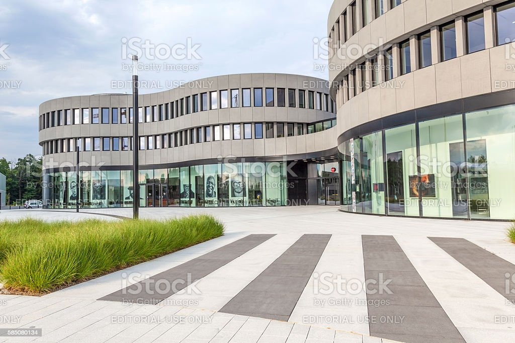 Leica Factory and Museum in Wetzlar, Germany stock photo