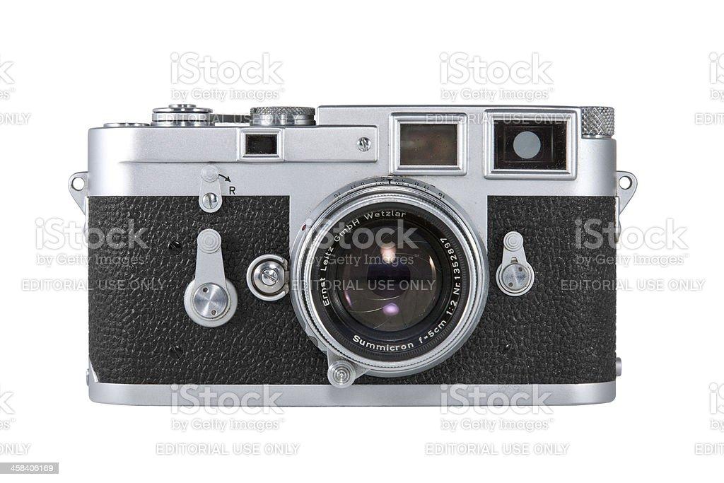 Leica M3 royalty-free stock photo