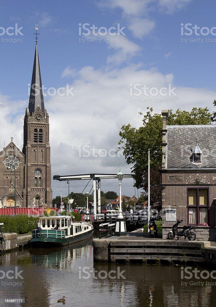 Leidschendam, Den Hague, The Netherlands stock photo