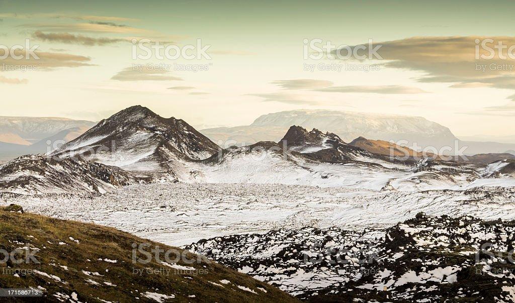 leirhnjukur, iceland stock photo
