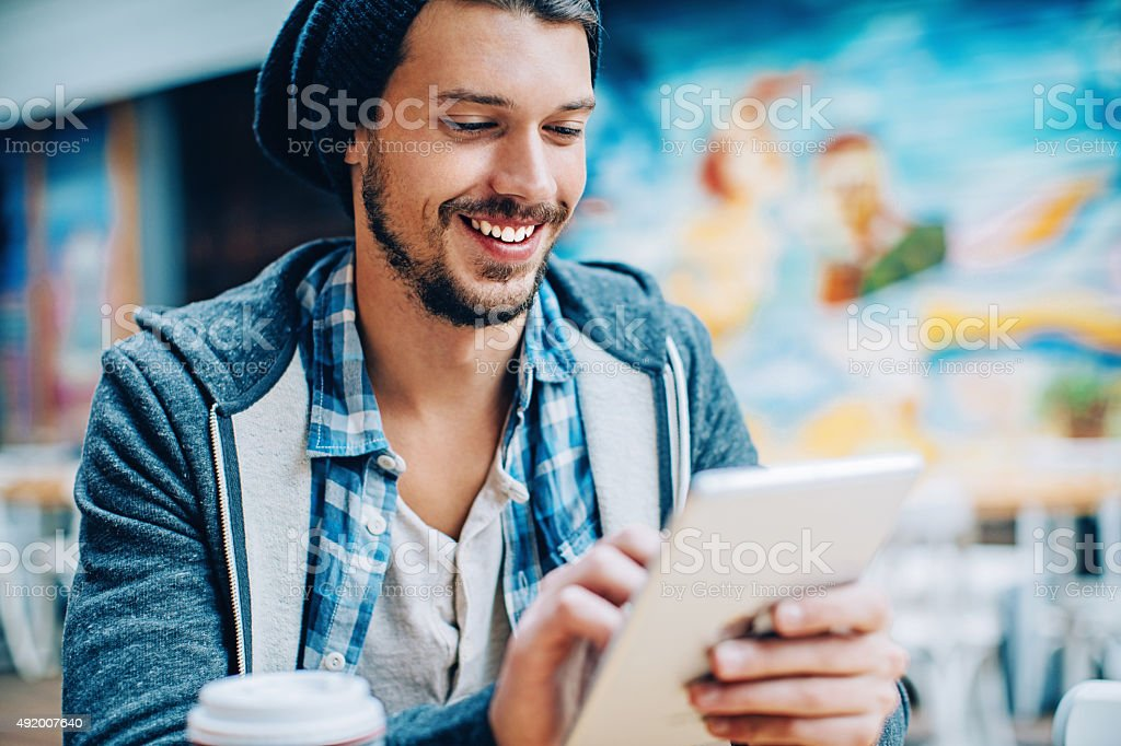 Leisure and Technology stock photo