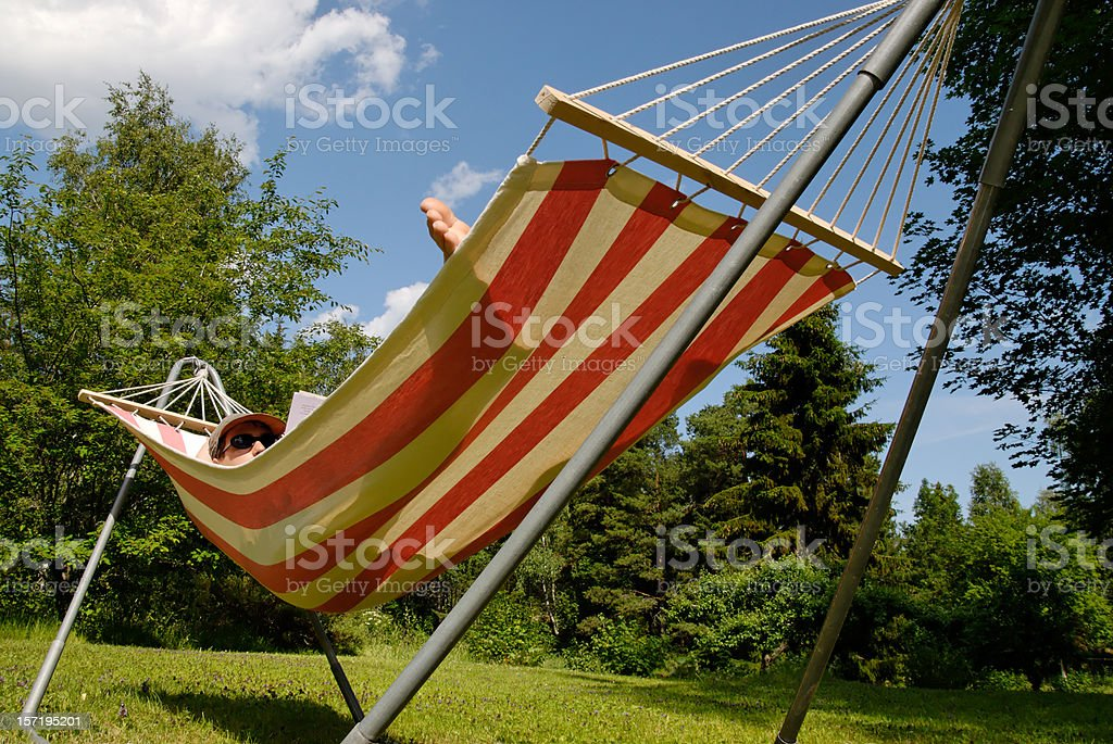 Leisure day royalty-free stock photo