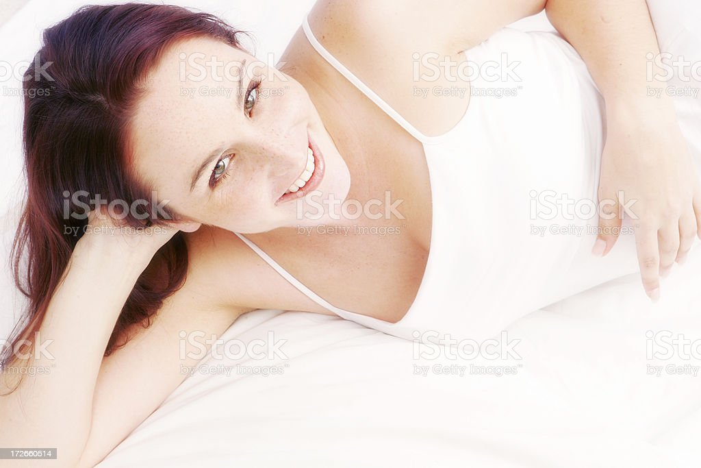Leisure Time at Home royalty-free stock photo