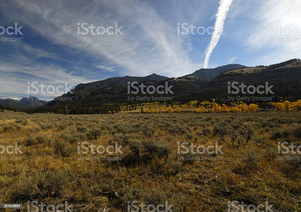 Lemar Valley stock photo
