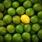 Lemon Amongst the Limes