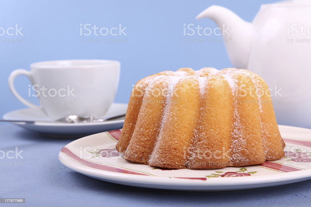 lemon cake royalty-free stock photo