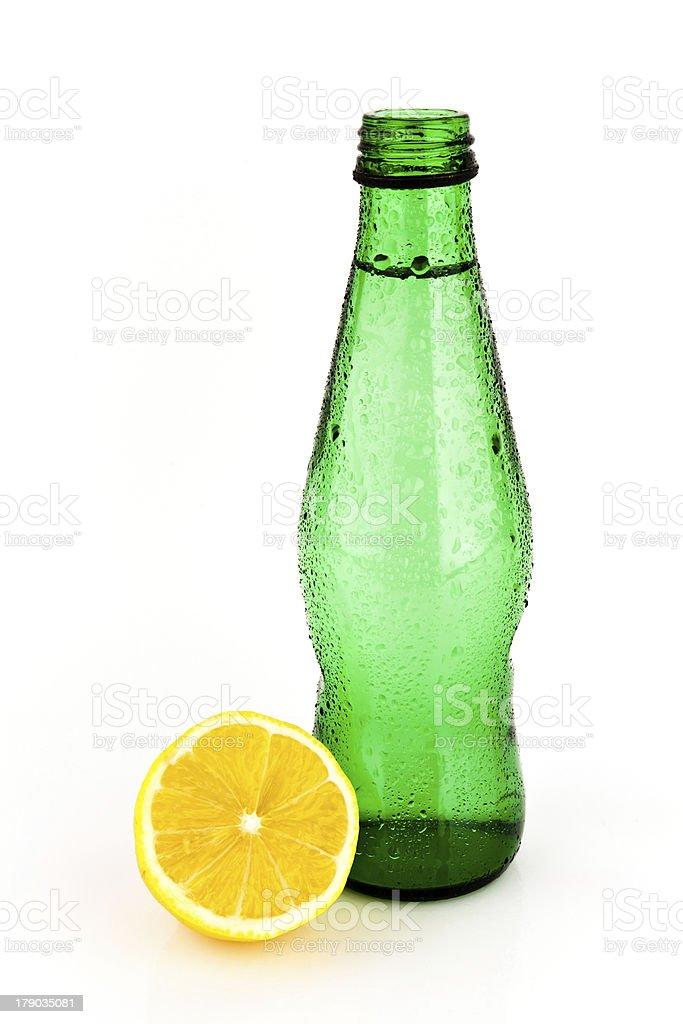 Lemon juice. royalty-free stock photo