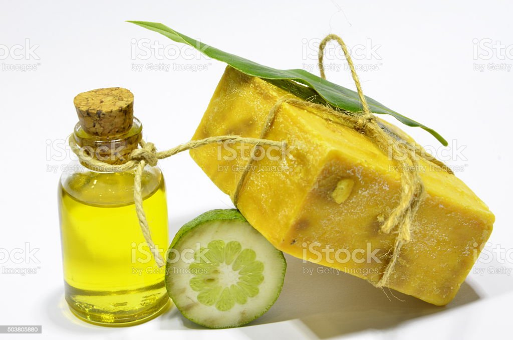 lemon oil royalty-free stock photo