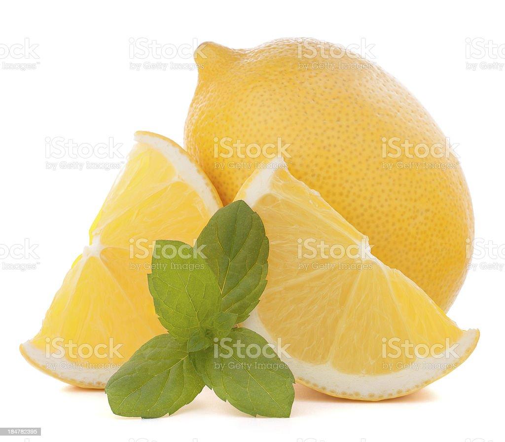 Lemon or citron citrus fruit royalty-free stock photo