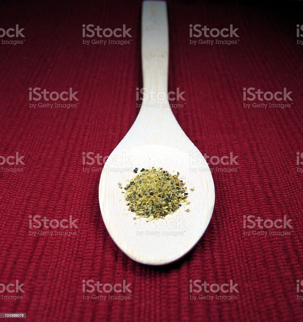 Lemon pepper royalty-free stock photo
