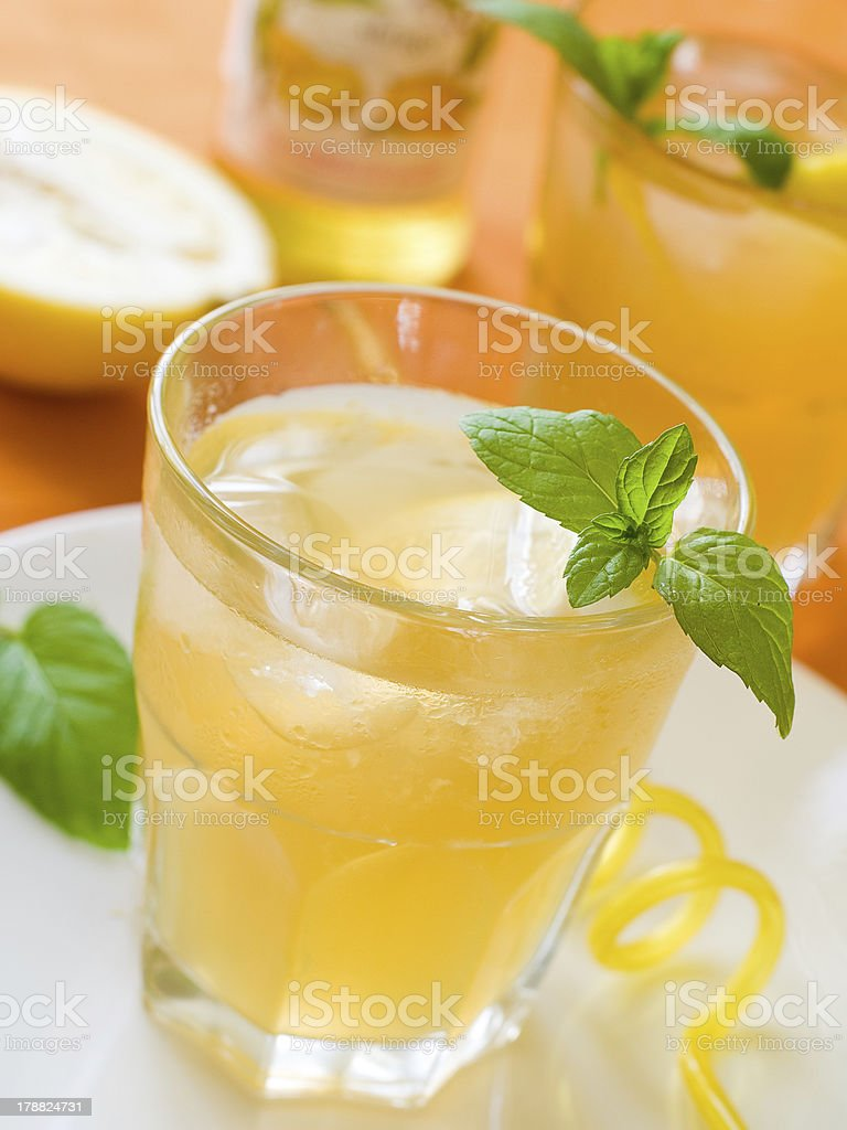 lemonade royalty-free stock photo