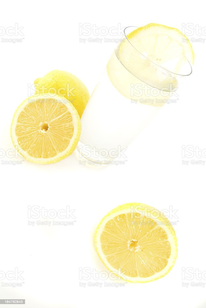 Limonade Lizenzfreies stock-foto