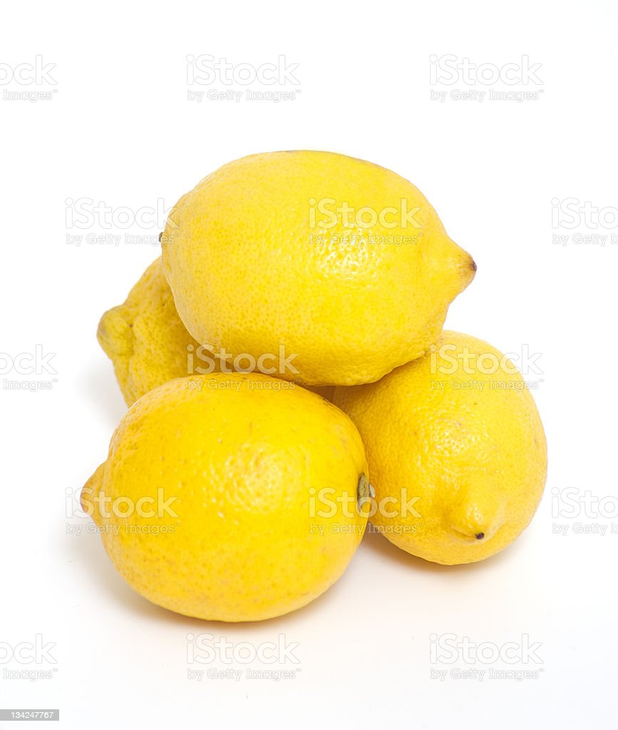 lemons royalty-free stock photo