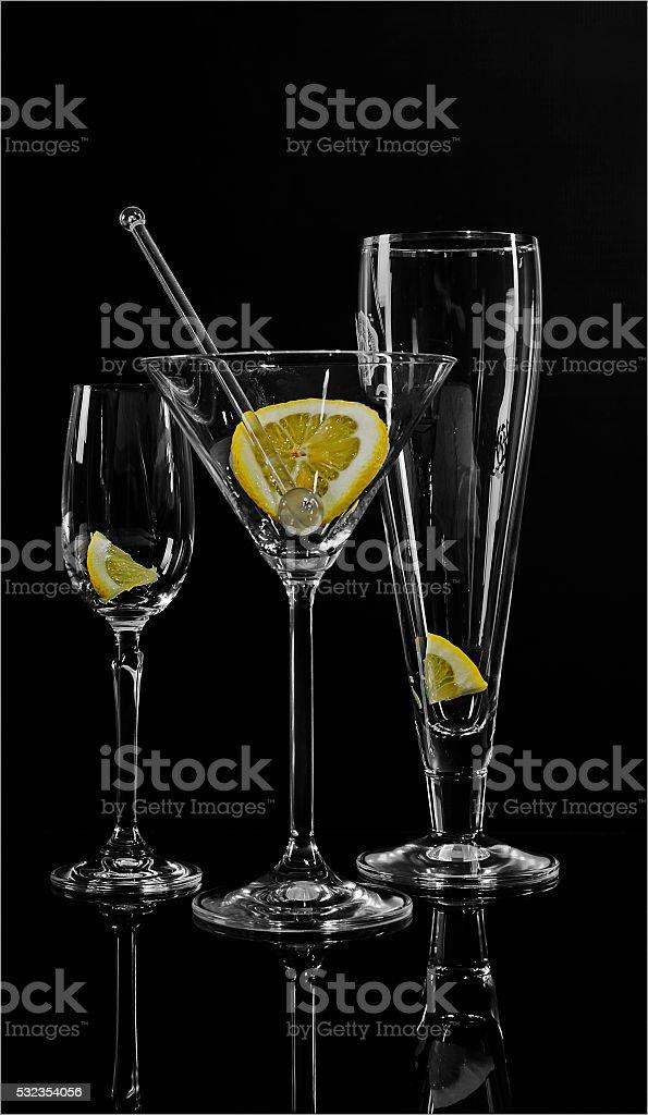 Lemontime stock photo