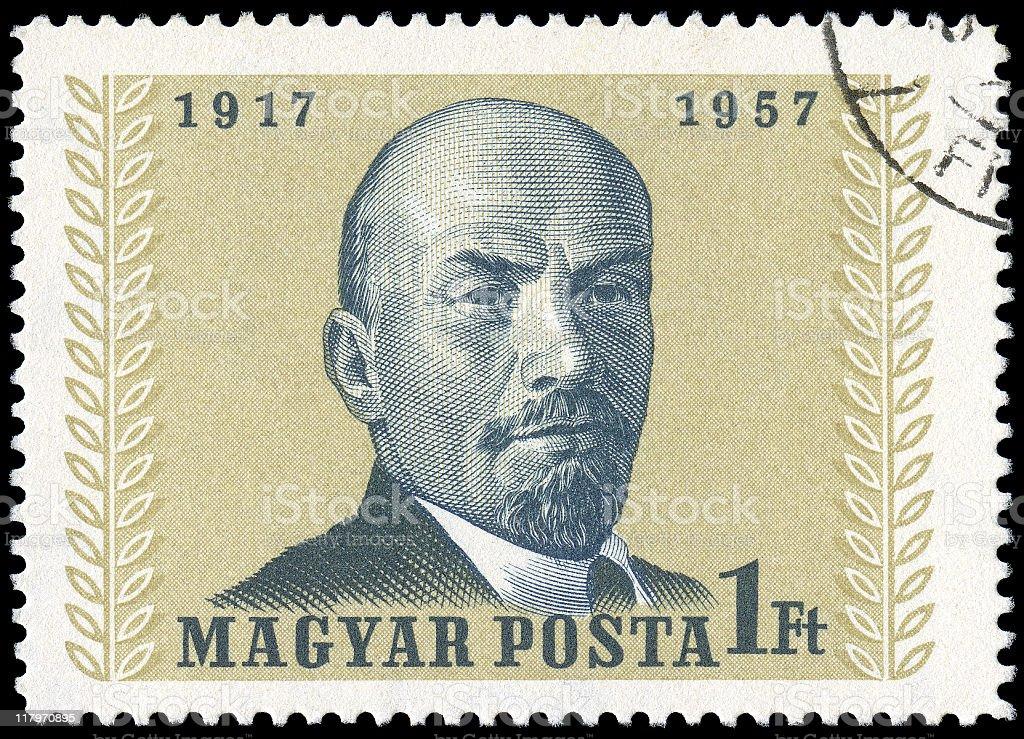 Lenin royalty-free stock photo