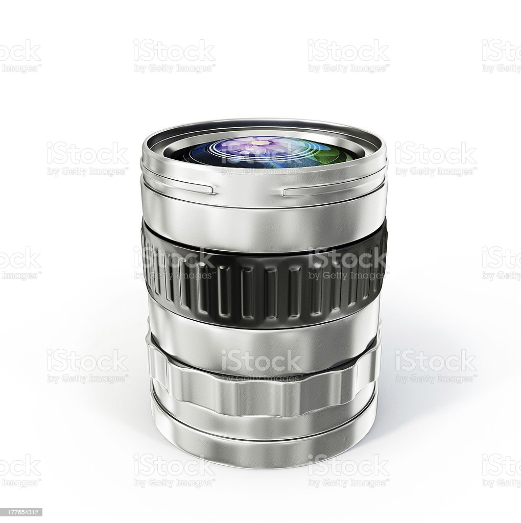 lens glass royalty-free stock photo
