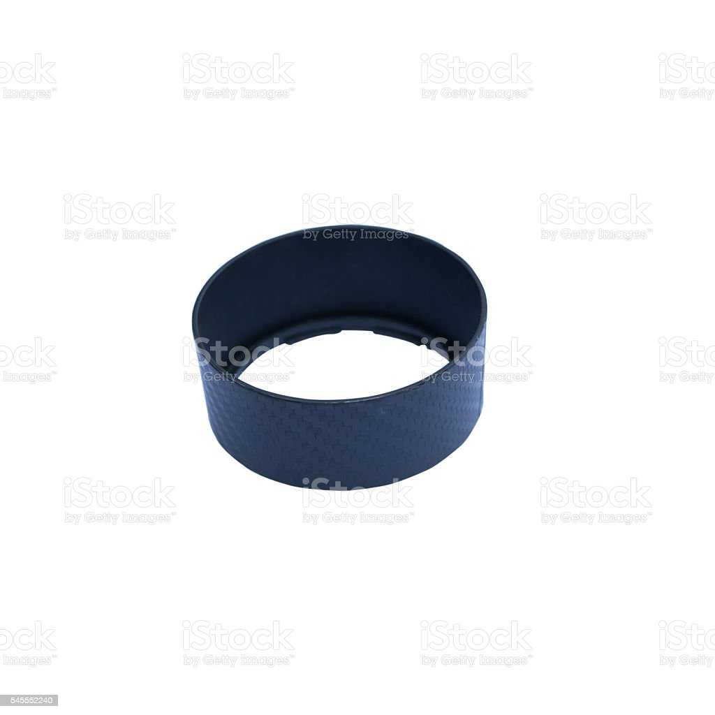 Lens Hood Kevlar stock photo