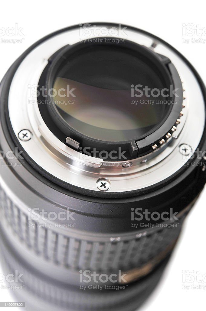 lens royalty-free stock photo