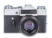 Lens  reflex photo camera