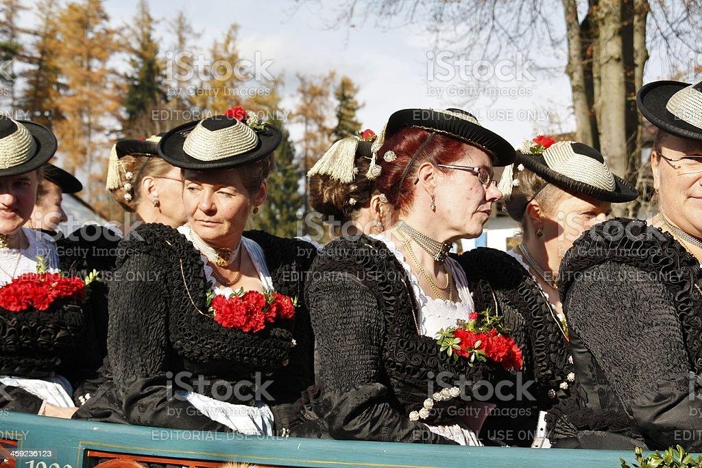 Leonhardiritt stock photo