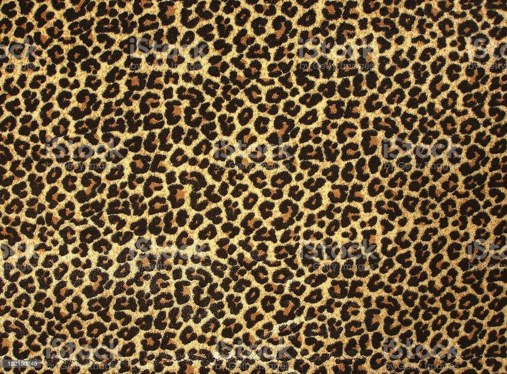 Leopard print 2 stock photo