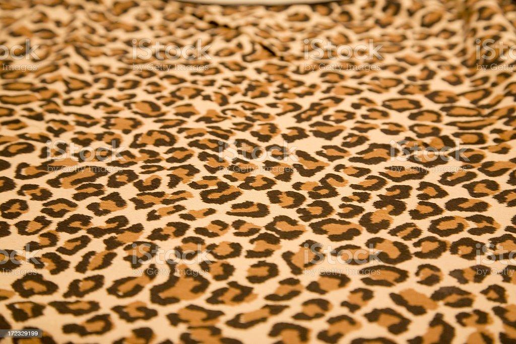 Leopard Skin Texture stock photo