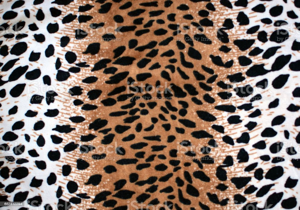 Leopard texture stock photo
