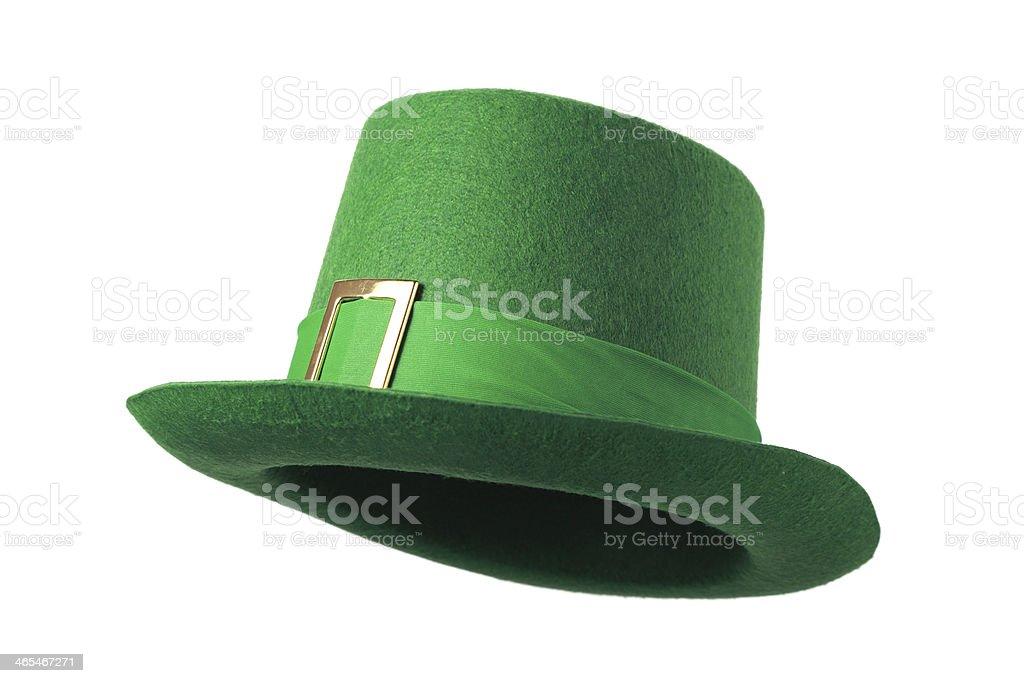 Leprechaun hat stock photo