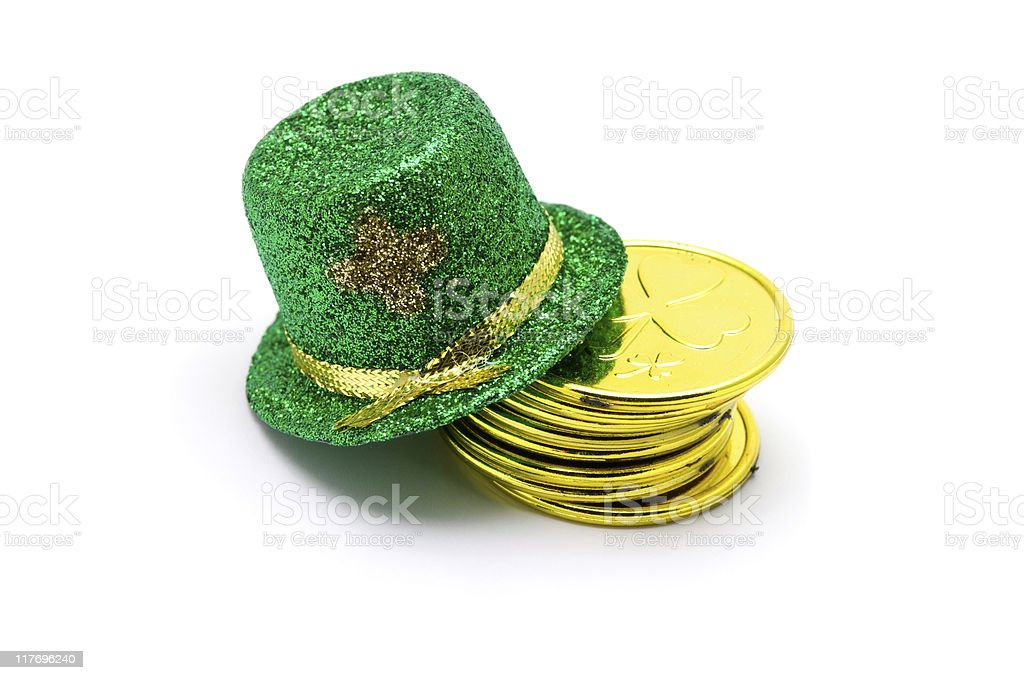 Leprechaun's Gold royalty-free stock photo