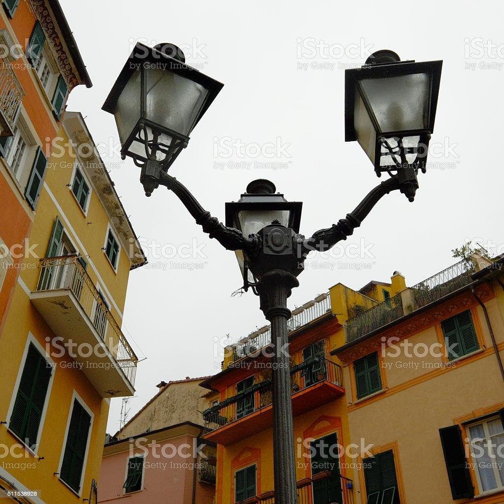 Lerici, Liguria - Townscape stock photo