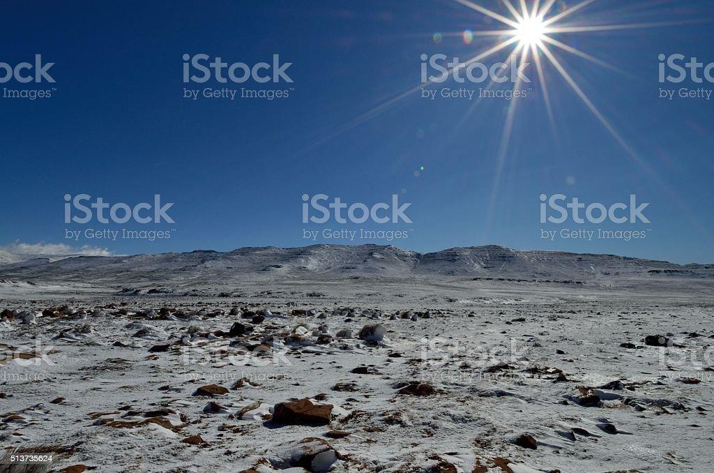 Lesotho stock photo